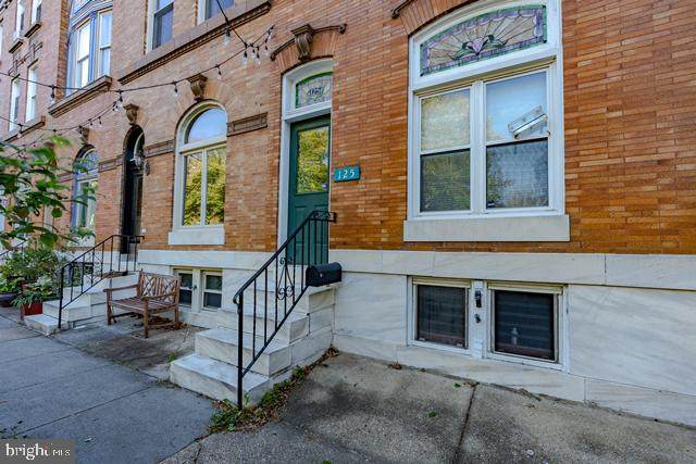 125 S Linwood Avenue, BALTIMORE, MD 21224 (#MDBA533108) :: The Dailey Group