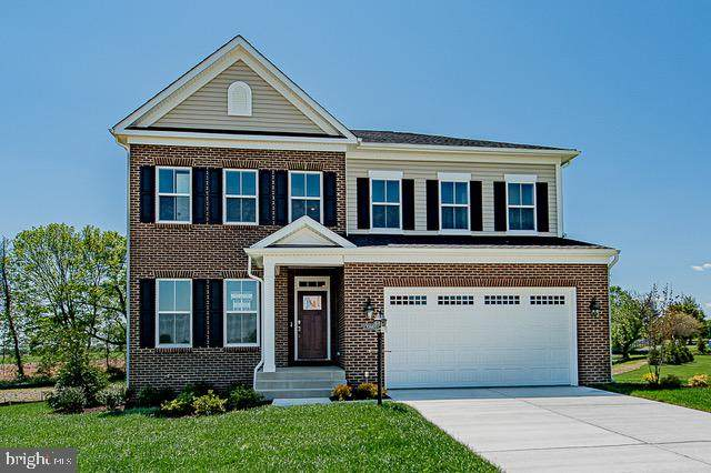 17086 Oxley Farm Road, POOLESVILLE, MD 20837 (#MDMC736988) :: The Redux Group