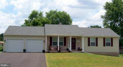 6 Hunting Creek Drive, THURMONT, MD 21788 (#MDFR274832) :: The Poliansky Group
