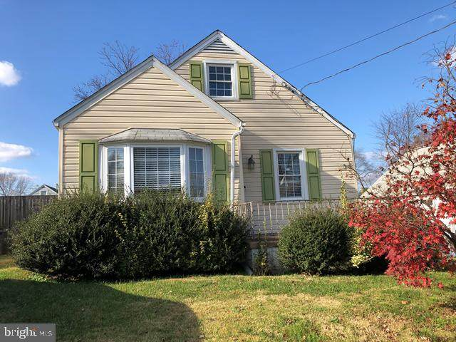 36 Colonial Drive, LINTHICUM, MD 21090 (#MDAA454310) :: The Poliansky Group