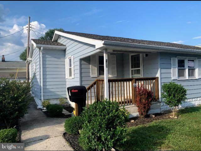 122 Magnolia Street, PENNS GROVE, NJ 08069 (#NJSA140396) :: Nexthome Force Realty Partners