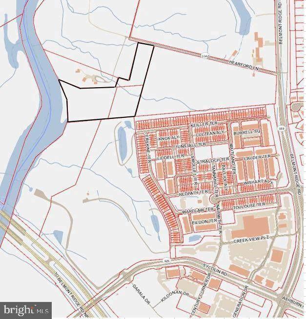 42649 Hearford Lane, ASHBURN, VA 20147 (#VALO427186) :: The Vashist Group