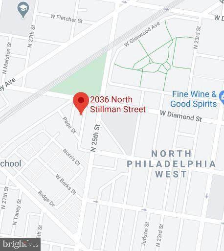 2036 N Stillman Street, PHILADELPHIA, PA 19121 (#PAPH970974) :: Certificate Homes