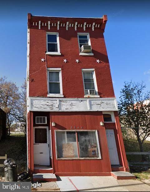 2040 Ridge Avenue, PHILADELPHIA, PA 19121 (#PAPH972108) :: Bowers Realty Group