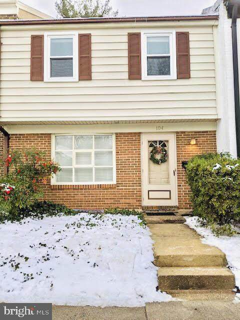 104 Gold Kettle Drive, GAITHERSBURG, MD 20878 (#MDMC738610) :: The MD Home Team