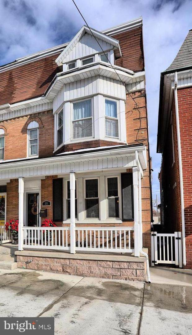 59 S Main Street, SPRING GROVE, PA 17362 (#PAYK150648) :: The Craig Hartranft Team, Berkshire Hathaway Homesale Realty