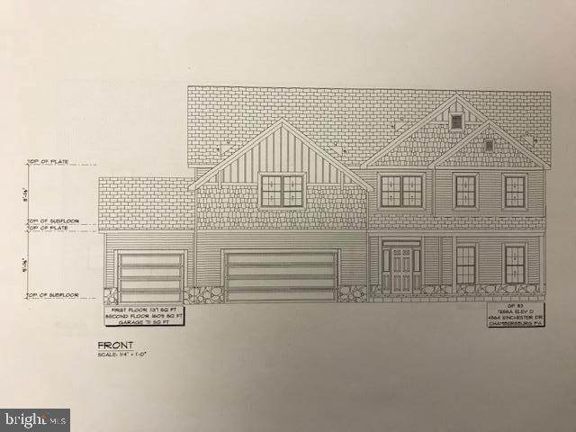454 Winchester Drive, CHAMBERSBURG, PA 17202 (#PAFL177248) :: Crossman & Co. Real Estate
