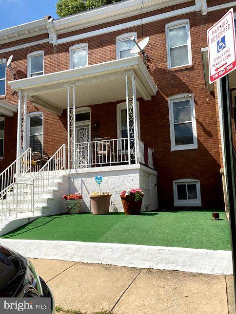604 Melville Avenue, BALTIMORE, MD 21218 (#MDBA535692) :: Corner House Realty