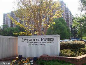 2300 Pimmit Drive #1010, FALLS CHURCH, VA 22043 (#VAFX1174290) :: Bic DeCaro & Associates