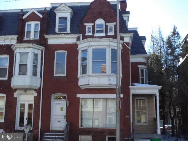 574 W Market Street, YORK, PA 17401 (#PAYK151094) :: Flinchbaugh & Associates