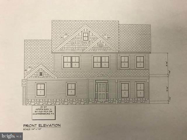 1811 Old Kiln Drive, CHAMBERSBURG, PA 17202 (#PAFL177416) :: CENTURY 21 Home Advisors