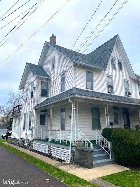 633 W Broad Street, QUAKERTOWN, PA 18951 (#PABU518624) :: Shamrock Realty Group, Inc