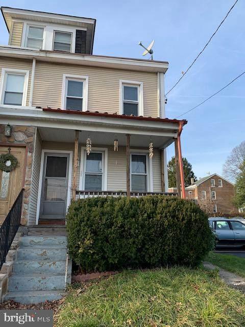 1152 Pennsylvania Ave., TRENTON, NJ 08638 (#NJME306626) :: Linda Dale Real Estate Experts
