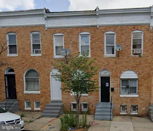 2449 Druid Hill Avenue, BALTIMORE, MD 21217 (#MDBA536562) :: ExecuHome Realty