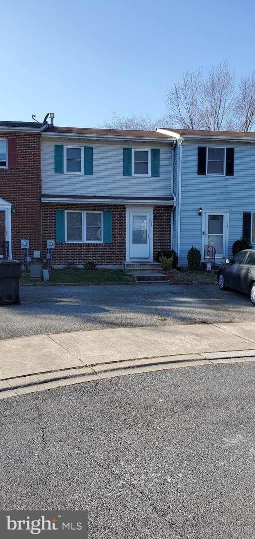 122 Hampton Drive, DOVER, DE 19904 (#DEKT245690) :: Ramus Realty Group