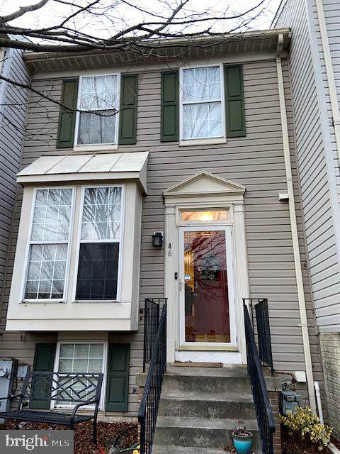 46 Blackfoot Court, BALTIMORE, MD 21220 (#MDBC517274) :: Bob Lucido Team of Keller Williams Integrity