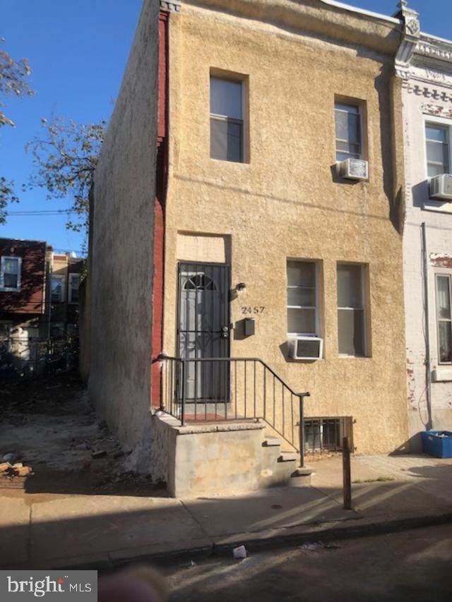 2457 N Patton Street, PHILADELPHIA, PA 19132 (#PAPH978242) :: Certificate Homes