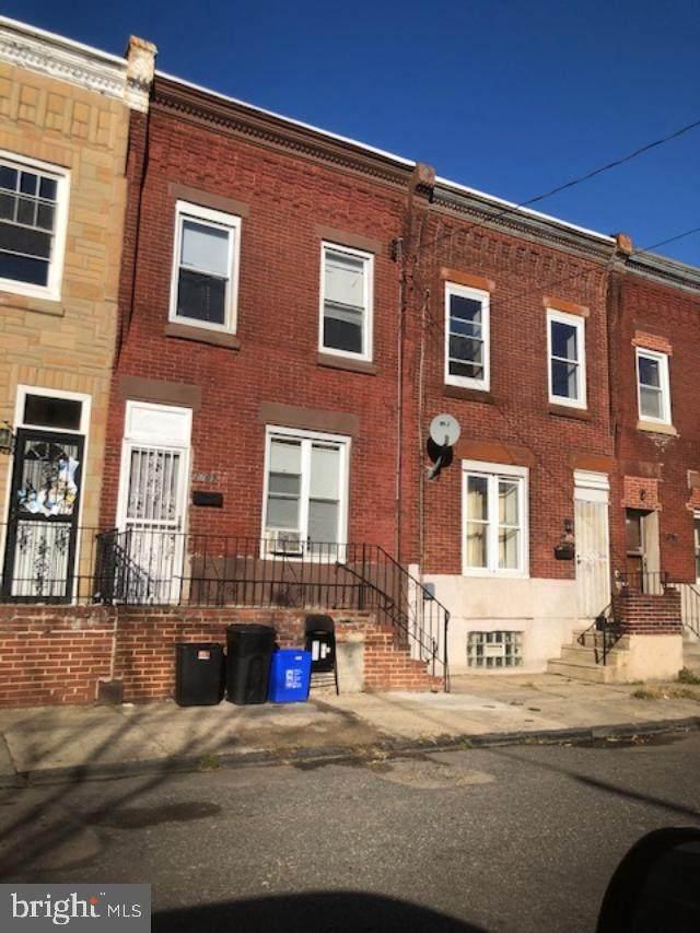 2422 N 33RD Street, PHILADELPHIA, PA 19132 (#PAPH978264) :: The Dailey Group