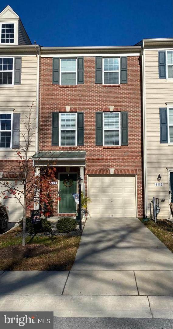 654 Warblers Perch Way, GLEN BURNIE, MD 21060 (#MDAA456634) :: Eng Garcia Properties, LLC