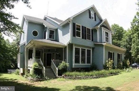 1761 Buckner Road, BUMPASS, VA 23024 (#VALA122524) :: The Piano Home Group