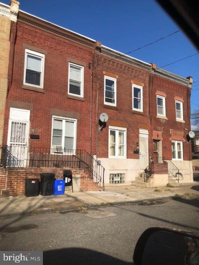 2424 N 33RD Street, PHILADELPHIA, PA 19132 (#PAPH978390) :: The Dailey Group