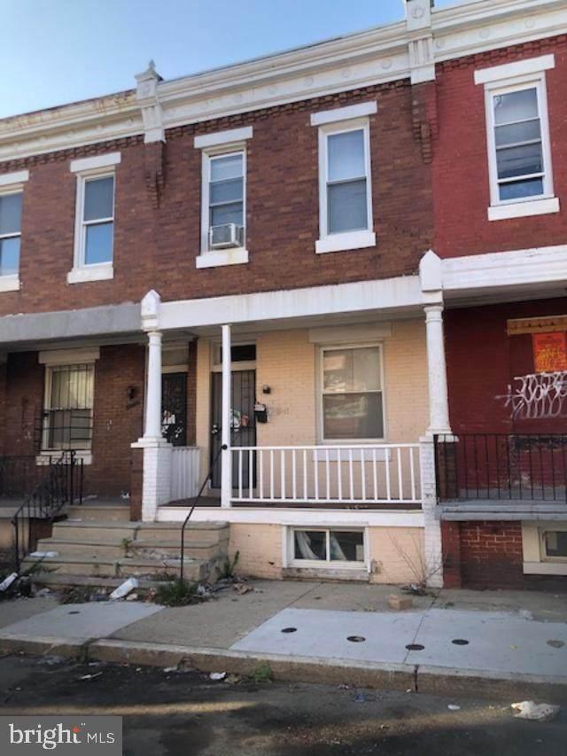 2703 W Berks Street, PHILADELPHIA, PA 19121 (#PAPH978412) :: LoCoMusings