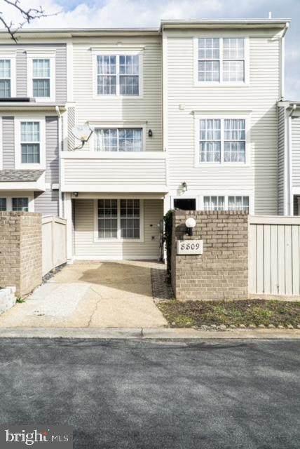 8809 Eskridge Court, GAITHERSBURG, MD 20886 (#MDMC740882) :: Speicher Group of Long & Foster Real Estate