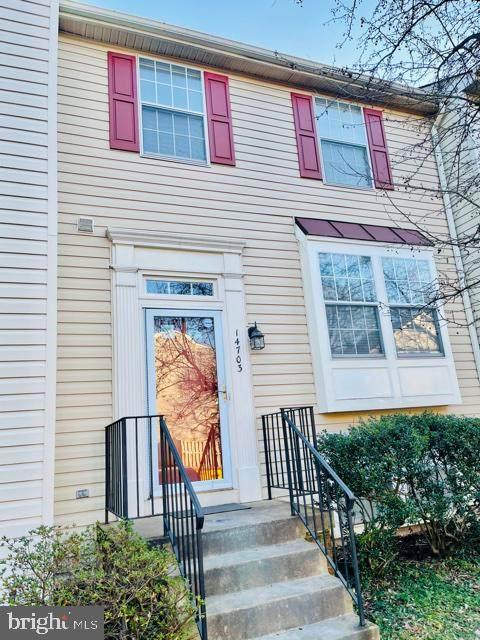14703 Winterfield Court, CENTREVILLE, VA 20120 (#VAFX1175854) :: Jennifer Mack Properties