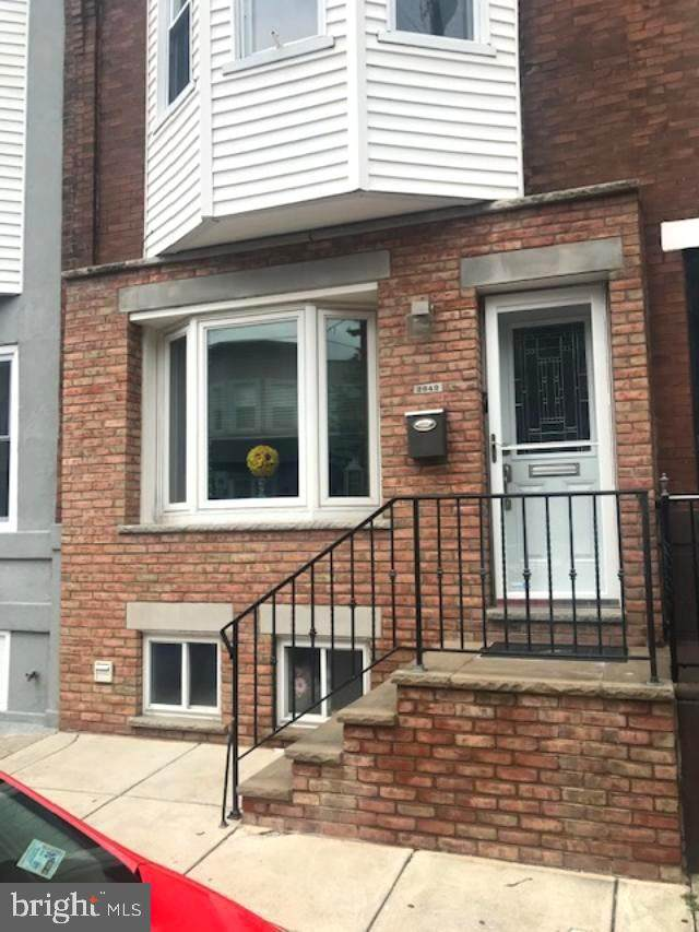 2642 S 12TH Street, PHILADELPHIA, PA 19148 (#PAPH978864) :: The Dailey Group