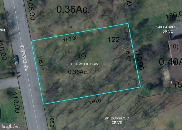 Dorwood Drive, CARLISLE, PA 17013 (#PACB131350) :: The Heather Neidlinger Team With Berkshire Hathaway HomeServices Homesale Realty