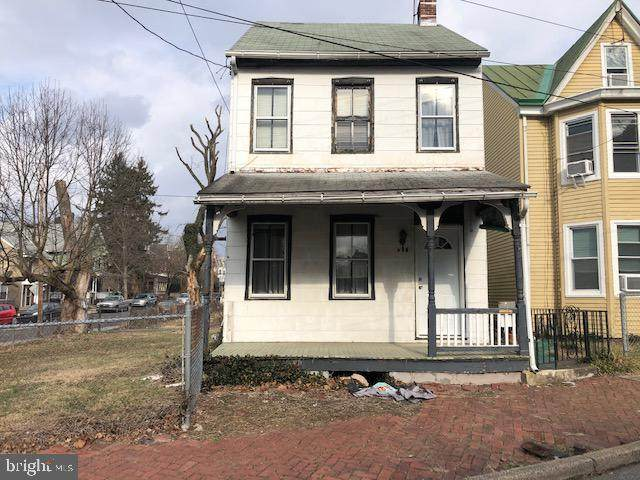405 Jefferson Avenue, POTTSTOWN, PA 19464 (#PAMC680408) :: Bob Lucido Team of Keller Williams Integrity