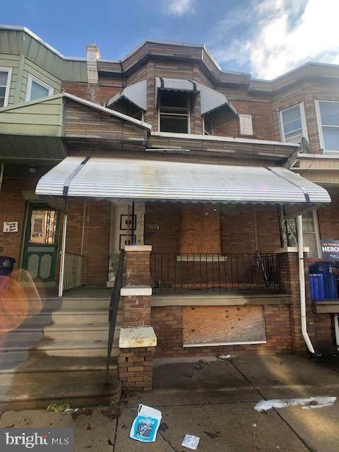 2907 N Taney Street, PHILADELPHIA, PA 19132 (#PAPH979650) :: The Schiff Home Team