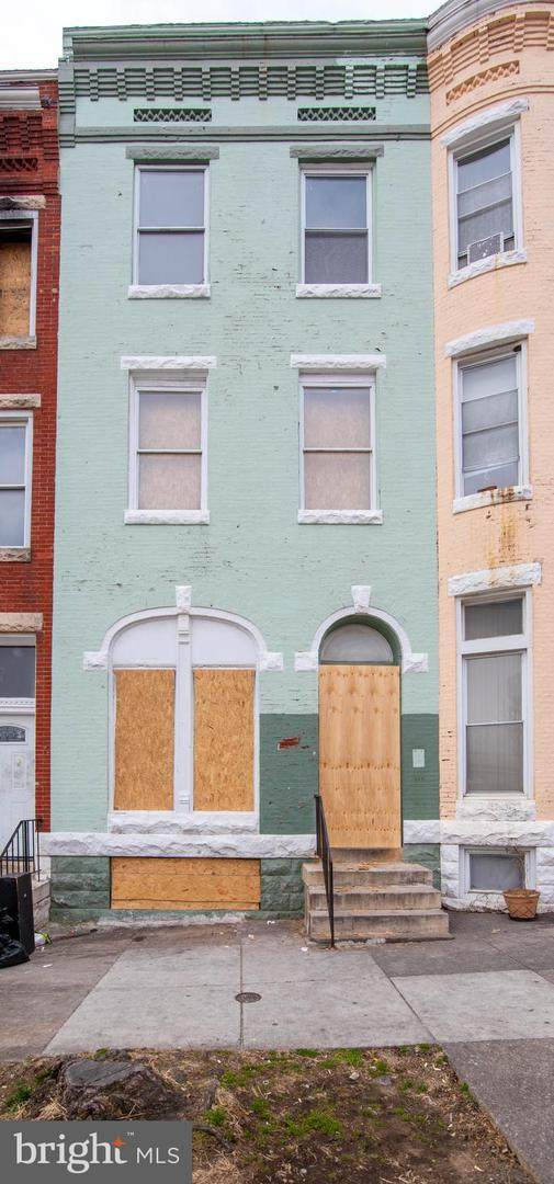 2018 Linden Avenue, BALTIMORE, MD 21217 (#MDBA537180) :: The Putnam Group