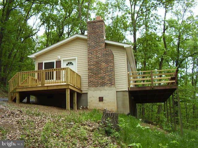 28 Cabin Lane, MOUNT JACKSON, VA 22842 (#VASH121294) :: The Yellow Door Team