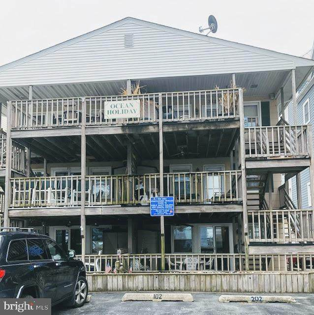 12204 Assawoman Drive #102, OCEAN CITY, MD 21842 (#MDWO119660) :: Atlantic Shores Sotheby's International Realty