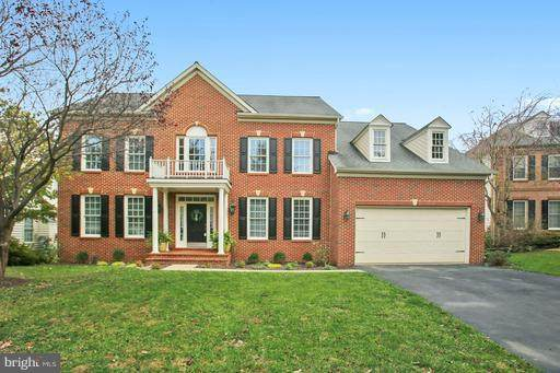 9026 Bush Creek Circle, FREDERICK, MD 21704 (#MDFR276912) :: The Piano Home Group