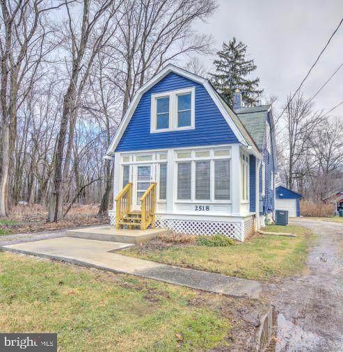 2518 Pennington Road, PENNINGTON, NJ 08534 (#NJME307050) :: John Smith Real Estate Group