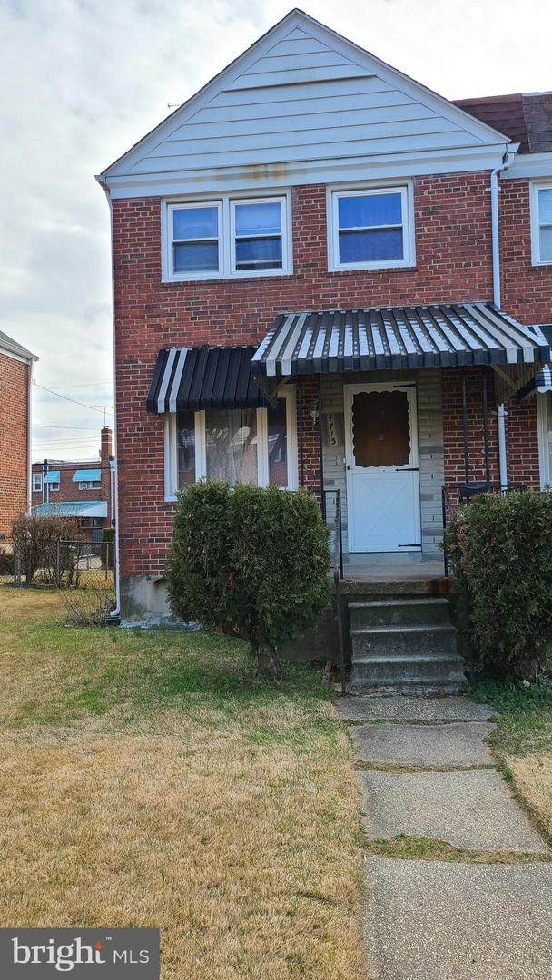 4713 Elison Avenue, BALTIMORE, MD 21206 (#MDBA537836) :: The Piano Home Group