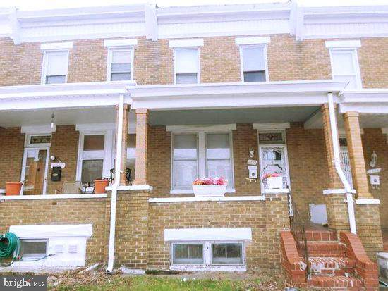 2811 Pelham Avenue, BALTIMORE, MD 21213 (#MDBA537880) :: The Miller Team