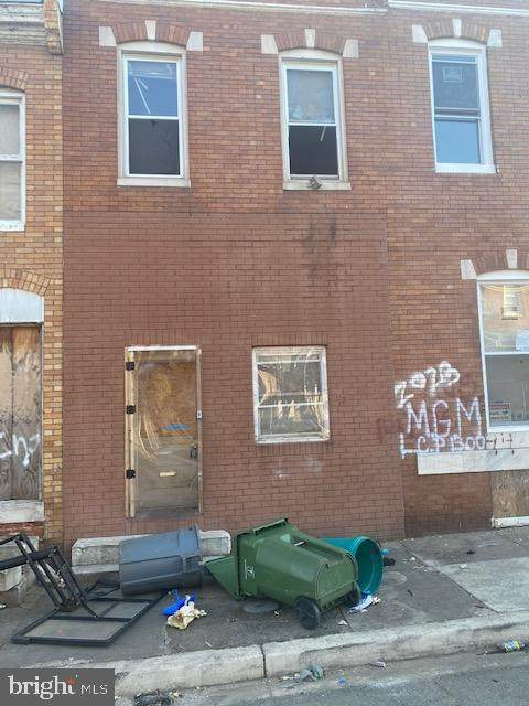2419 Christian Street, BALTIMORE, MD 21222 (#MDBC518384) :: A Magnolia Home Team