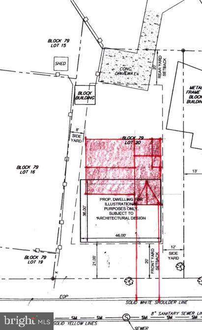 0 Lake Avenue, BURLINGTON, NJ 08016 (MLS #NJBL390384) :: Jersey Coastal Realty Group