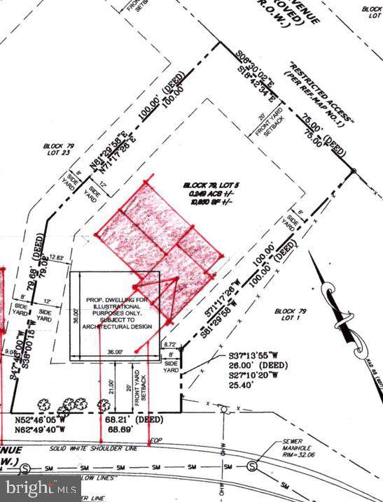 1015 Lake Avenue, BURLINGTON, NJ 08016 (MLS #NJBL390394) :: Jersey Coastal Realty Group