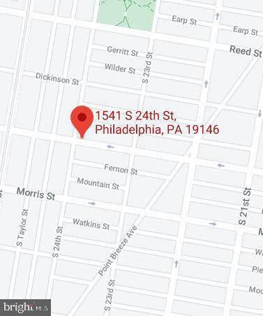 1541 S 24TH Street, PHILADELPHIA, PA 19146 (#PAPH982472) :: LoCoMusings