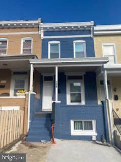 736 Bartlett Avenue, BALTIMORE, MD 21218 (#MDBA538138) :: Dart Homes