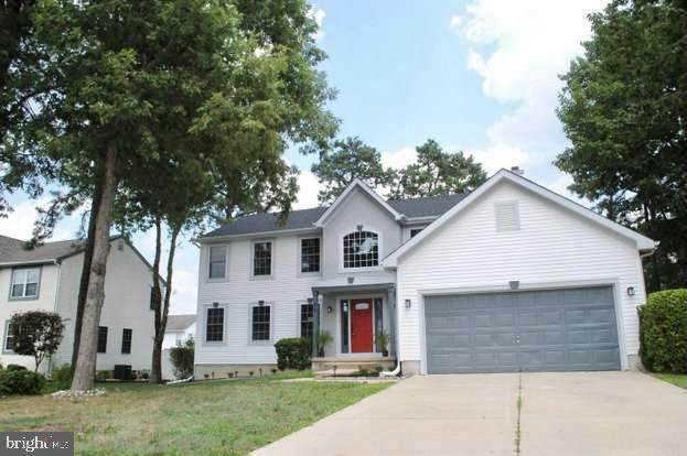 24 Blue Spruce Drive, SICKLERVILLE, NJ 08081 (#NJCD412192) :: New Home Team of Maryland