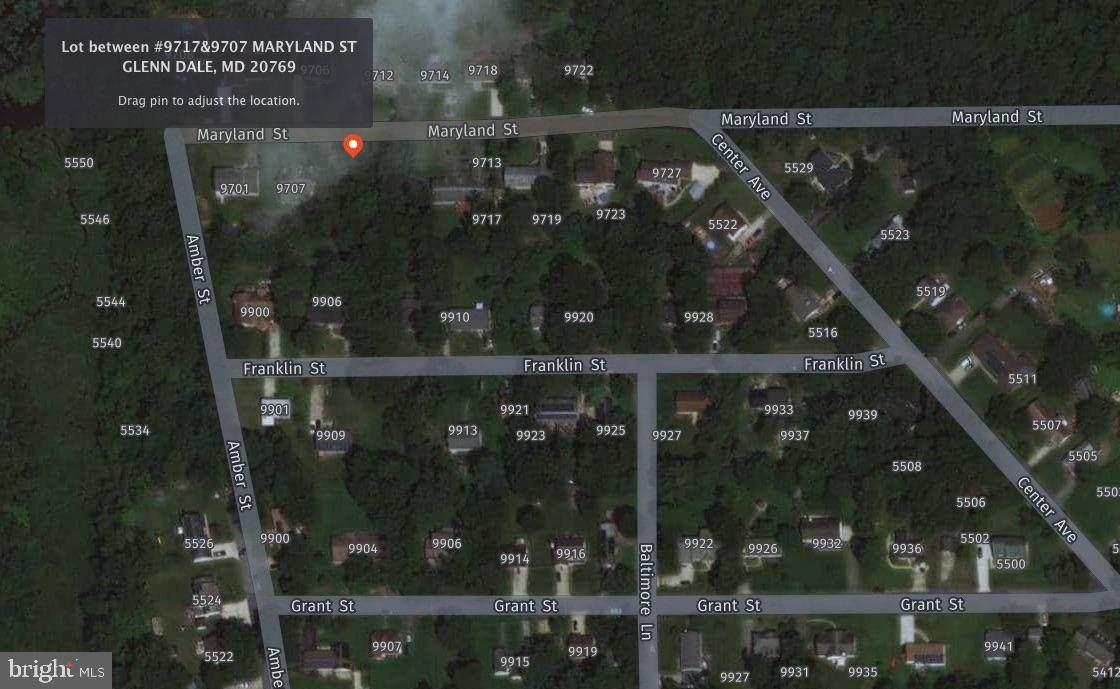 Lot between #9717&97 Maryland Street - Photo 1