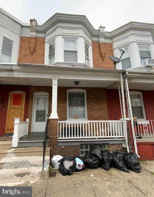 5633 Walton Avenue, PHILADELPHIA, PA 19143 (#PAPH984572) :: The Dailey Group