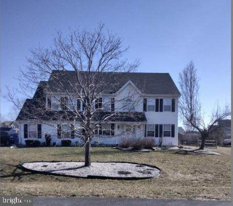 503 Glennwood Court, MIDDLETOWN, DE 19709 (#DENC520828) :: Barrows and Associates