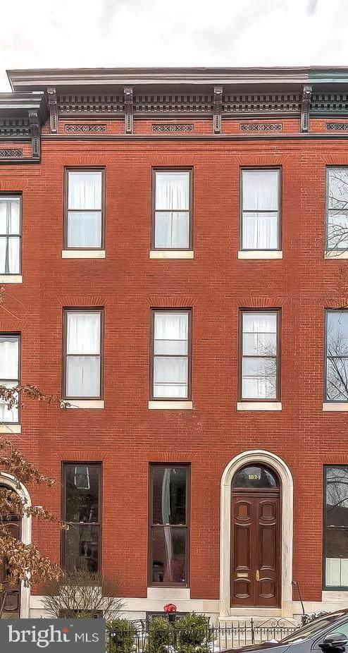 1624 Bolton Street, BALTIMORE, MD 21217 (#MDBA539758) :: Jacobs & Co. Real Estate