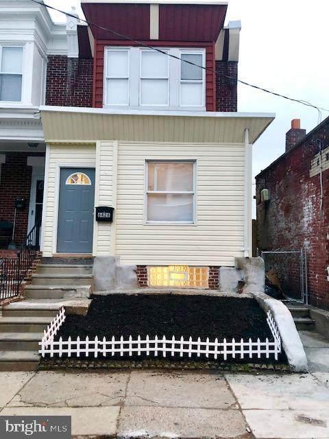 6426 N Beechwood Street, PHILADELPHIA, PA 19138 (#PAPH987826) :: Jason Freeby Group at Keller Williams Real Estate